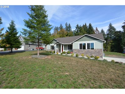 Cowlitz County Single Family Home For Sale: 197 Rice Park Rd