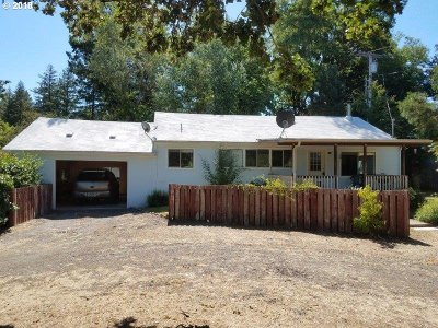 Glide Single Family Home For Sale: 207 Wiggo Ln