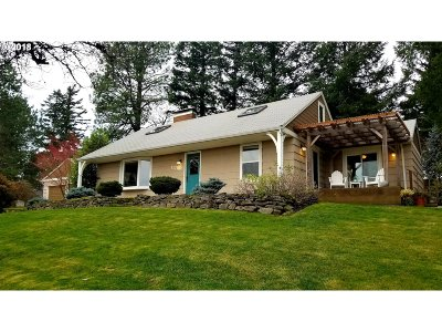 Happy Valley Single Family Home For Sale: 11785 SE Idleman Rd