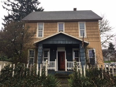 Gaston Single Family Home For Sale: 400 Front St