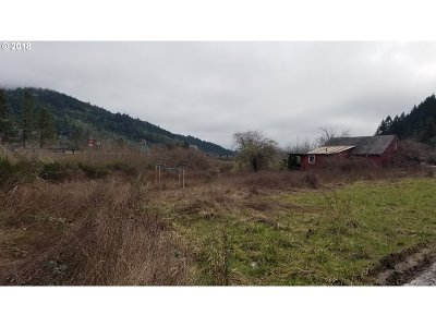 Sutherlin Residential Lots & Land For Sale: 279 Rathbun Rd