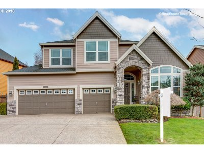Sherwood Single Family Home For Sale: 17216 SW Green Heron Dr