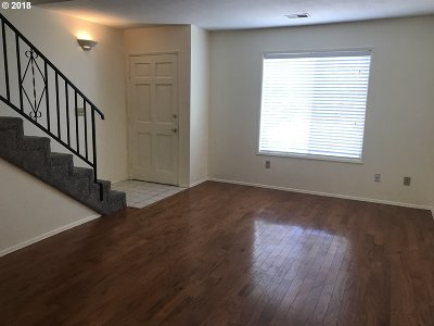 Beaverton Condo/Townhouse For Sale: 4495 SW 96th Ave