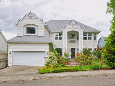 Tigard Single Family Home For Sale: 13787 SW Marcia Dr