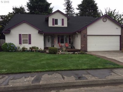 Single Family Home For Sale: 2007 NE 157th Ave