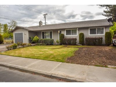 Hillsboro, Beaverton, Tigard Single Family Home For Sale: 1612 NE Arrington Rd