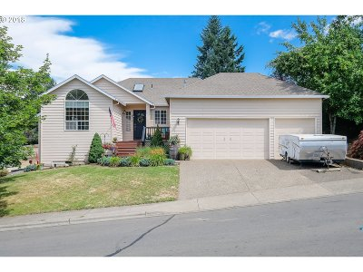 Sherwood Single Family Home For Sale: 15813 SW Hawk Ct