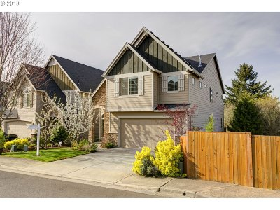 Beaverton Single Family Home For Sale: 17501 SW Loma Vista St