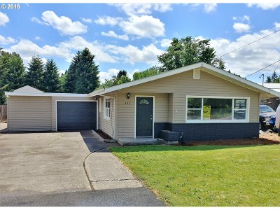 Keizer Single Family Home For Sale: 532 Chemawa Rd N