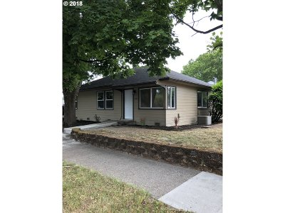 Vancouver Single Family Home For Sale: 2603 Watson Ave
