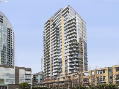 Johns Landing, Johns Landing & Fulton Park, South Waterfront Condo/Townhouse For Sale: 3570 SW River Pkwy #403