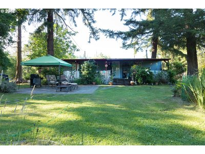 Sutherlin Single Family Home For Sale: 8196 Nonpareil Rd