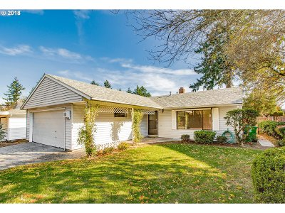 Portland Single Family Home For Sale: 2420 NE 150th Ave