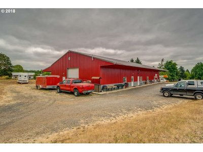 Tigard, King City, Sherwood, Newberg Commercial Pending: 27875 SW Grahams Ferry Rd