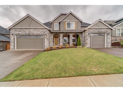 Happy Valley, Clackamas Single Family Home For Sale: 12669 SE Meadehill Ave