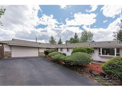 Redmond Single Family Home For Sale: 1945 NW Canyon Drive Rd