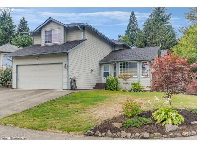 Sherwood Single Family Home For Sale: 22617 SW Kathy St