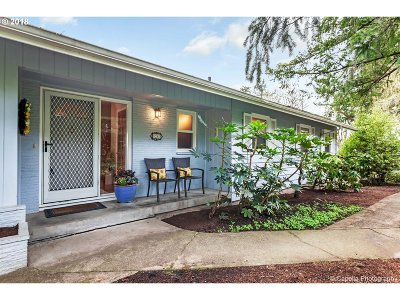 Single Family Home For Sale: 8280 SW Canyon Ln