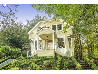 Single Family Home For Sale: 2104 SW Spring St