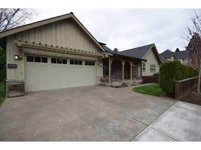 Single Family Home For Sale: 3300 SW 110th Ave