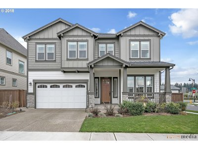 Single Family Home For Sale: 14525 NW Safflower Dr