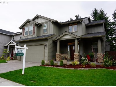 Wilsonville Single Family Home For Sale: 8750 SW Vale Ct
