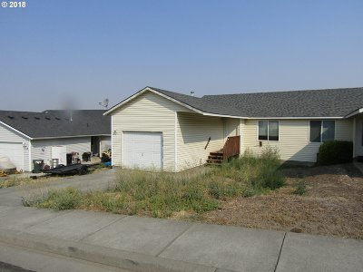Pendleton Single Family Home For Sale: 1015 SW Nye Ave