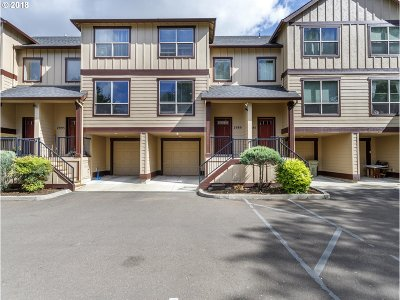 Beaverton Condo/Townhouse For Sale: 2989 SW 187th Ave