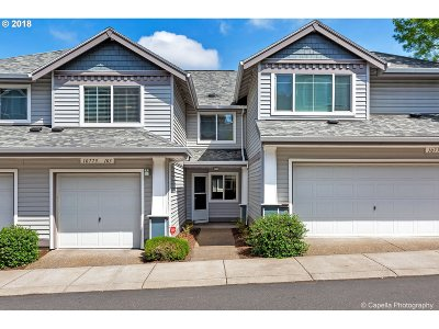 Tigard Condo/Townhouse For Sale: 10775 SW Canterbury Ln #103