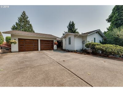 Single Family Home For Sale: 7522 SE 152nd Ave