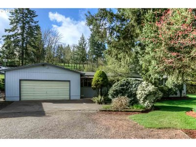 Turner Single Family Home Sold: 4906 Valley View Rd