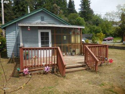 Coos Bay Single Family Home For Sale: 1235 Minnesota
