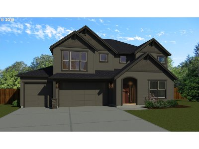 Canby Single Family Home Pending: 1054 S Willow St #Lot53