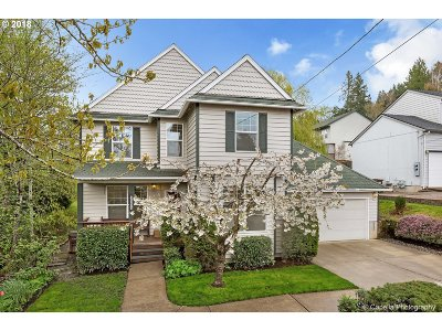 Single Family Home For Sale: 8004 SE 105th Ave