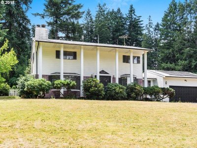 Estacada Single Family Home For Sale: 25380 S Laura Ln