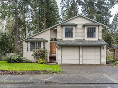 Beaverton Single Family Home For Sale: 17070 SW Vendla Park Ln