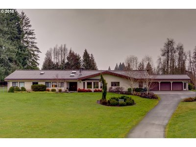Vancouver Single Family Home For Sale: 1104 NW 109th St