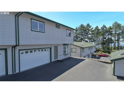 Brookings Condo/Townhouse For Sale: 745 Second St #7