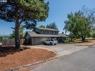 Ridgefield Single Family Home For Sale: 15905 NE 33rd Ave