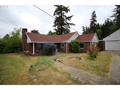 Portland Single Family Home For Sale: 8415 SW Locust St