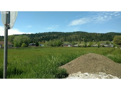 Sutherlin Residential Lots & Land For Sale: Central Ave