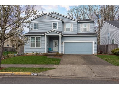 Milwaukie, Clackamas, Happy Valley Single Family Home For Sale: 15477 SE Thornbridge Dr