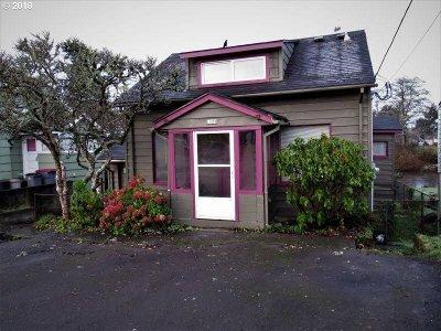 Seaside Single Family Home For Sale: 1908 S Roosevelt Dr