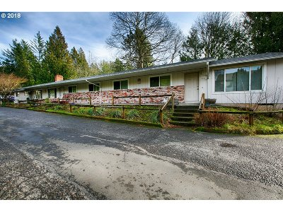 Gresham Multi Family Home For Sale: 709 SE 212th Ave