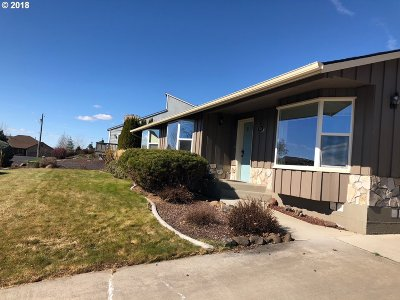 Umatilla County Single Family Home For Sale: 855 NE 3rd St