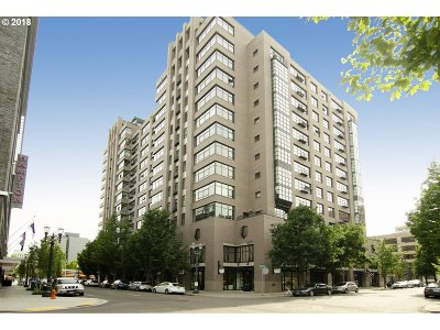 Condo/Townhouse For Sale: 333 NW 9th Ave #712