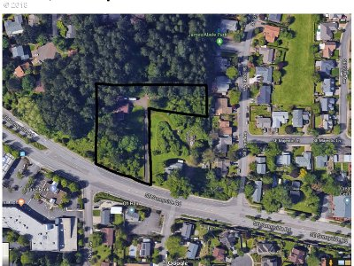 Happy Valley, Clackamas Residential Lots & Land For Sale: 12455 SE Sunnyside Rd