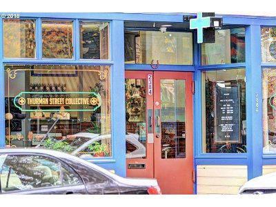 Portland Commercial For Sale: 2384 NW Thurman St
