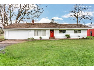Yamhill Single Family Home For Sale: 11731 NW Pike Rd