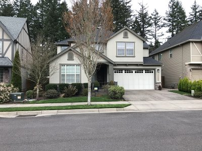 Tualatin Single Family Home For Sale: 22846 SW Lodgepole Ave